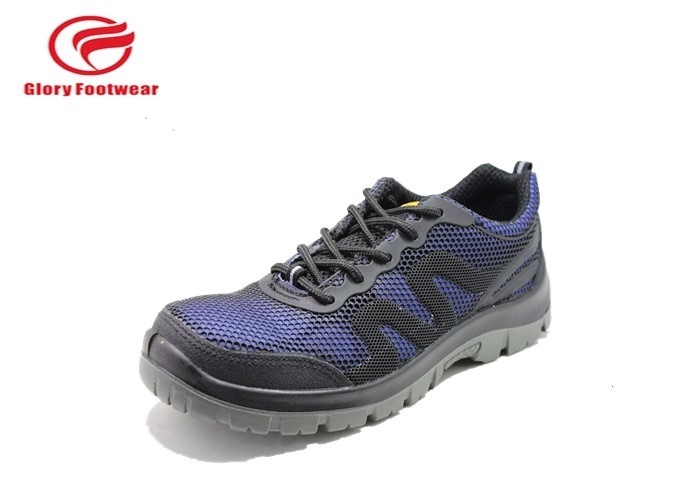 Comfortable Office / Woodland Lightweight Steel Toe Work Shoes KPU Fashion